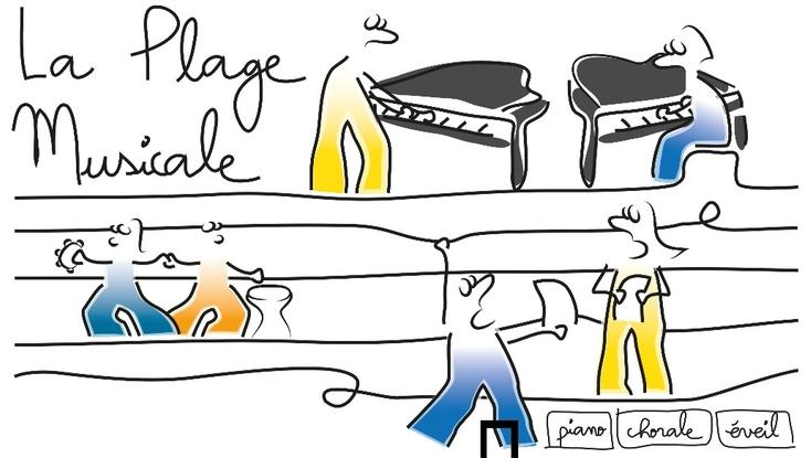 Stages de musique