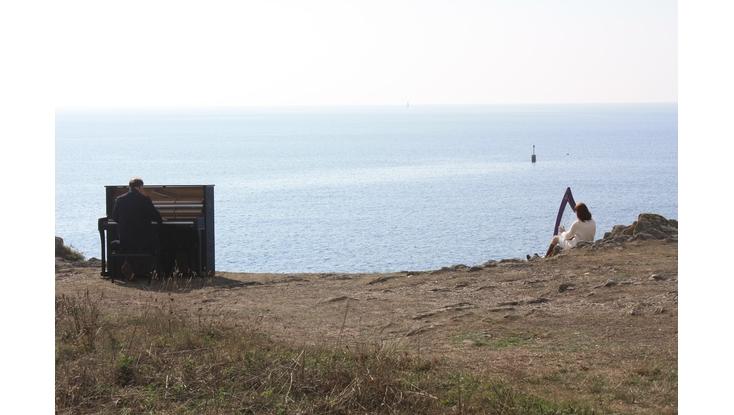Un piano à Port Baly…