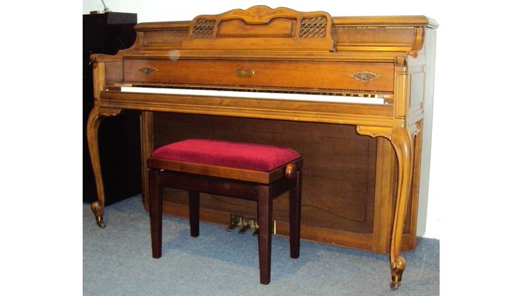 Lowrey Spinet