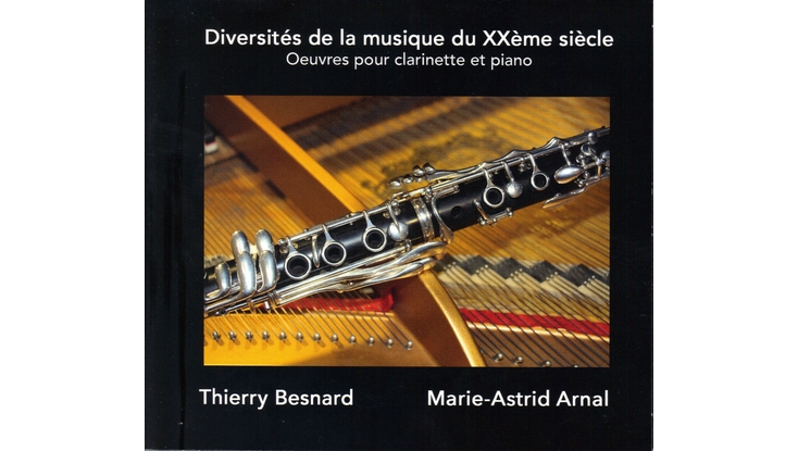 Marie-Astrid Arnal et Thierry Besnard