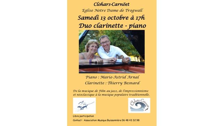 Duo Clarinette – Piano