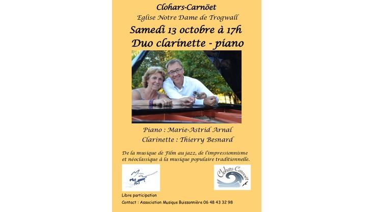 Duo Clarinette – Piano