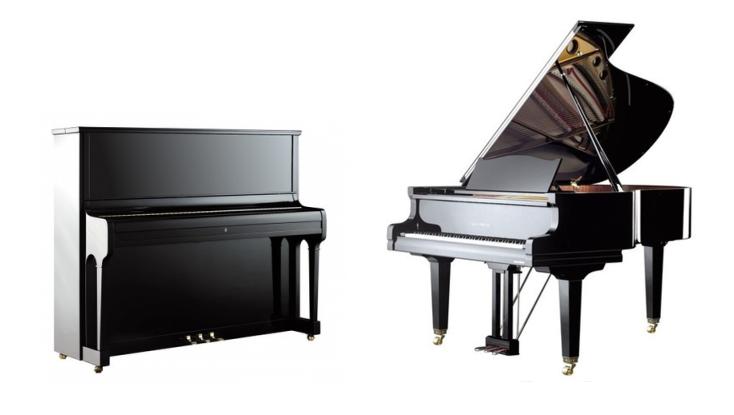 Pianos August Förster