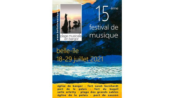15ème Festival de Musique de Belle-Île-en-Mer